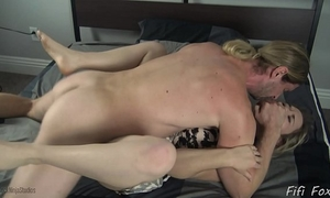 Son forces mama to fuck him - fifi foxx and penis ninja