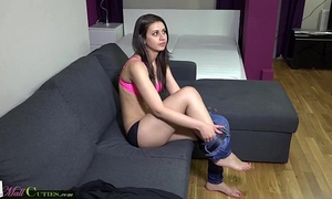 Mallcuties - non-professional legal age teenager girl - teen on streets
