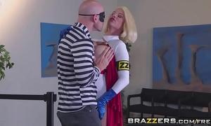 Brazzers - brazzers exxtra - vigour rack a xxx parody scene starring peta jensen and johnny sins